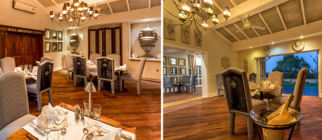 Blue Mountain Luxury Lodge - Hazyview accommodation - Mpumalanga
